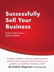 Successfully Sell Your Business ebook by Andrew Rogerson