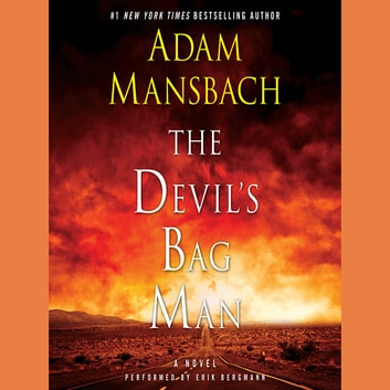 The Devil's Bag Man - A Novel audiobook by Adam Mansbach