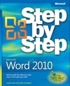 Microsoft® Word 2010 Step by Step ebook by Joan Lambert,Joyce Cox