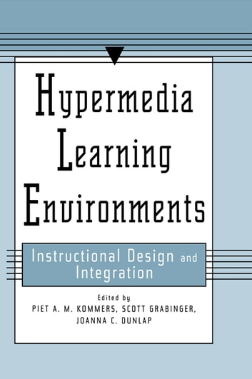 Hypermedia learning environments ebook by 9781136488061 rakuten kobo hypermedia learning environments instructional design and integration ebook by fandeluxe Images
