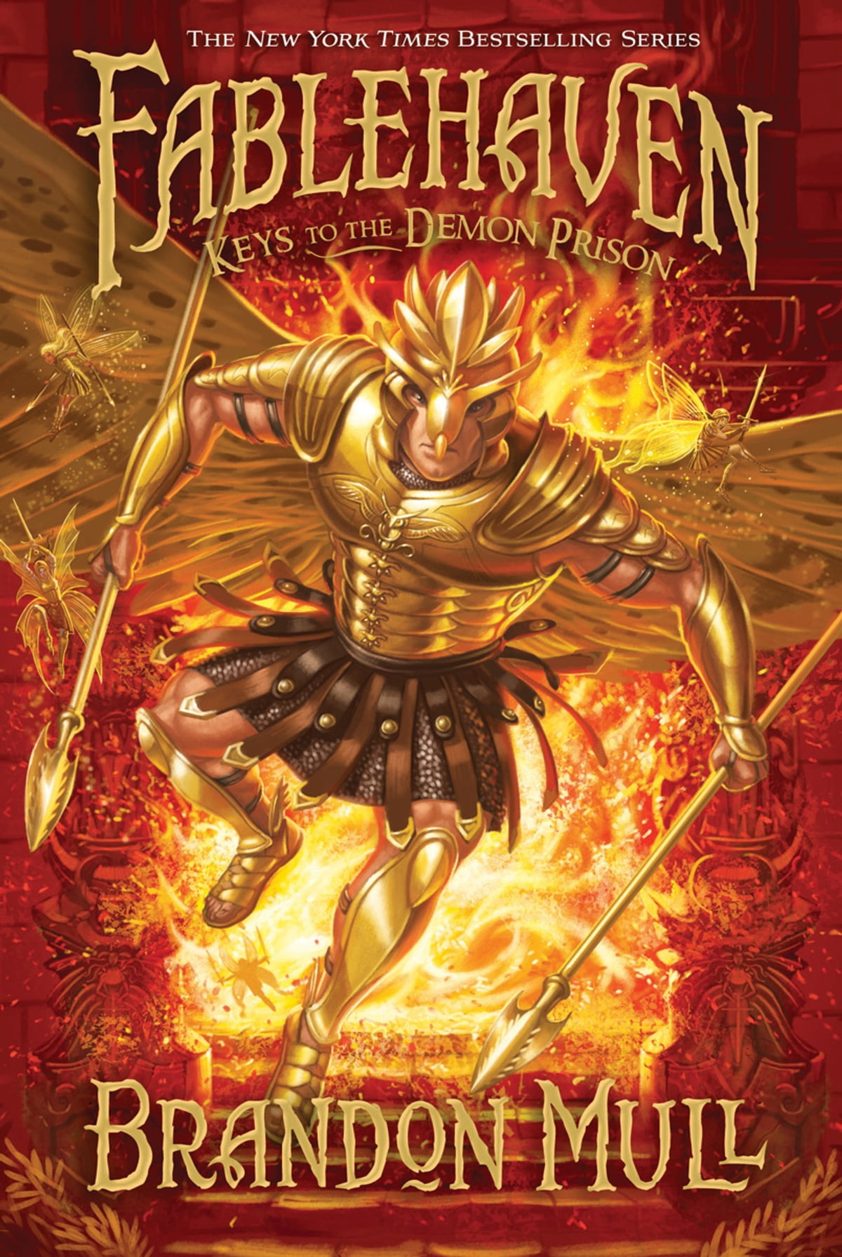 Download Keys To The Demon Prison Fablehaven 5 By Brandon Mull