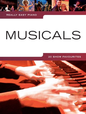 Really Easy Piano: Musicals ebook by Wise Publications