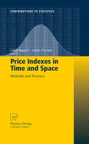 Price Indexes in Time and Space - Methods and Practice ebook by