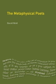 The Metaphysical Poets ebook by David Reid