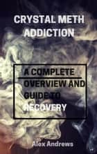 Crystal Meth Addiction: A Complete Overwiew and Guide to Recovery eBook by Alex Andrews