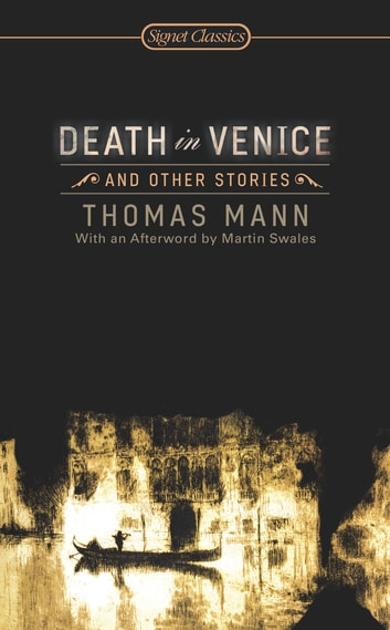 Death in Venice and Other Stories ebook by Thomas Mann,Martin Swales