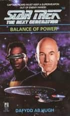 St Ng #33 Balance Of Power ebook by Dafydd Ab Hugh