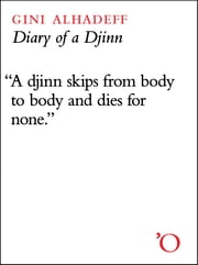 Diary of a Djinn ebook by Gini Alhadeff