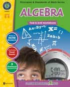 Algebra - Task & Drill Sheets Gr. 6-8 ebook by Nat Reed