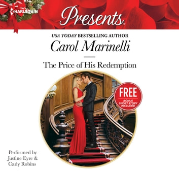 The Price of His Redemption audiobook by Carol Marinelli,Maisey Yates