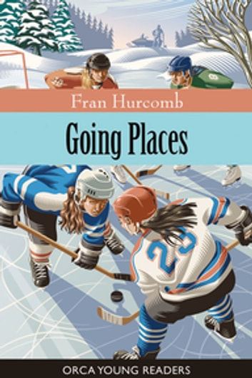 Going Places ebook by Fran Hurcomb