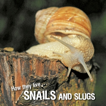 How they live... Snails and Slugs - Learn All There Is to Know About These Animals! ebook by David Withrington,Ivan Esenko
