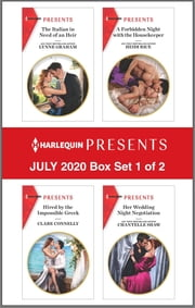 Harlequin Presents - July 2020 - Box Set 1 of 2 ebook by Lynne Graham, Clare Connelly, Heidi Rice,...