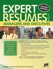 Expert Resumes for Managers and Executives ebook by Louise Kursmark,Wendy Enelow