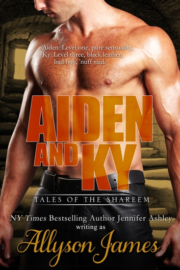 Aiden and Ky ebook by Allyson James,Jennifer Ashley