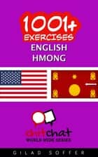 1001+ Exercises English - Hmong ebook by Gilad Soffer