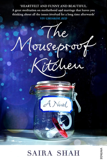 The Mouseproof Kitchen ebook by Saira Shah