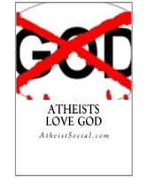Atheists love God ebook by AtheistSocial