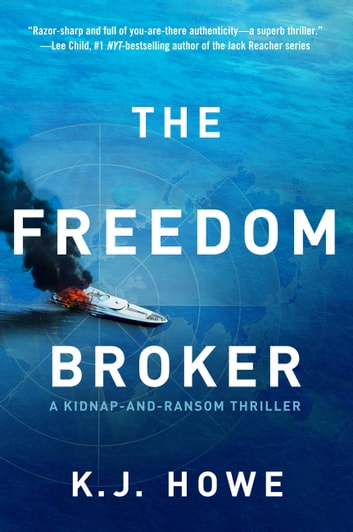 The Freedom Broker ebook by K.J. Howe