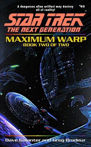 Maximum Warp: Book Two ebook by Dave Galanter,Greg Brodeur
