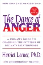 The Dance of Anger ebook by Harriet Lerner