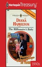 THE MILLIONAIRE'S BABY ebook by Diana Hamilton
