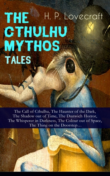 THE CTHULHU MYTHOS TALES The Call Of Cthulhu Haunter Dark