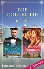 Topcollectie 51 - Wraak & begeerte ; Oosterse minnaars 6-in-1 ebook by Jennie Lucas, Susan Stephens, Lynn Raye Harris,...