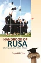 Handbook of RUSA ebook by Priyanki R. Vyas