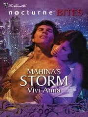 Mahina's Storm ebook by Vivi Anna