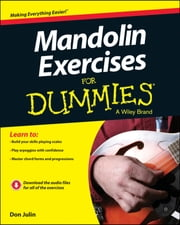 Mandolin Exercises For Dummies ebook by Don Julin