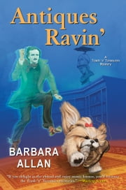 Antiques Ravin' ebook by Barbara Allan