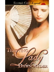 Tempting a Lady ebook by Dawn Ryder