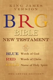 BRG Bible ® New Testament, King James Version ebook by BRG Bible Ministries
