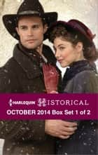 Harlequin Historical October 2014 - Box Set 1 of 2 - The Truth About Lady Felkirk\The Courtesan's Book of Secrets\Wild West Christmas ebook by Christine Merrill, Georgie Lee