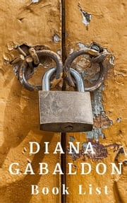The Book List Diana Gabaldon - The Book List, #3 ebook by The Librarian