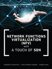 Network Functions Virtualization (NFV) with a Touch of SDN ebook by Rajendra Chayapathi, Syed F. Hassan, Paresh Shah