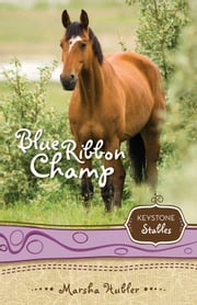 Blue Ribbon Champ ebook by Marsha Hubler