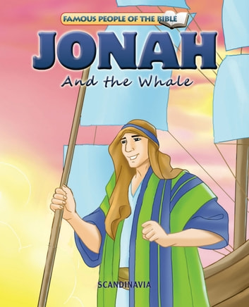 Jonah and the Whale ebook by Joy Melissa Jensen,Lu Simi