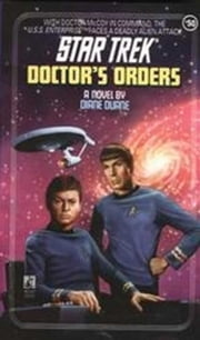 Doctor's Orders ebook by Diane Duane