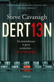 Dertien eBook by Steve Cavanagh