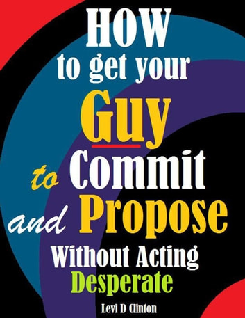 How to get the guy your hookup to commit