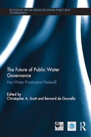 The Private Sector and Water Pricing in Efficient Urban Water Management ebook by Cecilia Tortajada,Francisco González-Gómez,Asit K. Biswas,Miguel A. García-Rubio