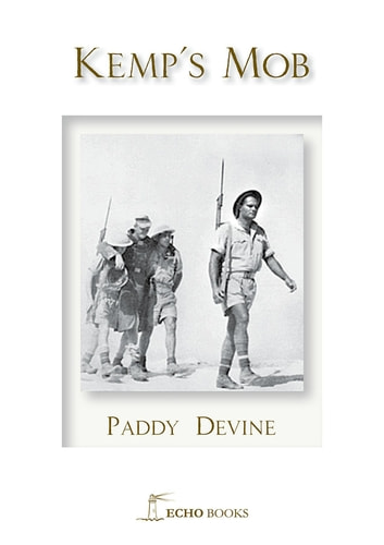 Kemp's Mob ebook by Paddy Devine