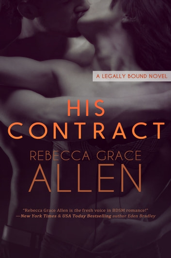 His Contract ebook by Rebecca Grace Allen