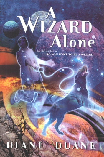 A Wizard Alone ebook by Diane Duane