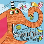 The Famishing Vanishing Mahoosive Mammoth ebook by Hollie Hughes,Leigh Hodgkinson