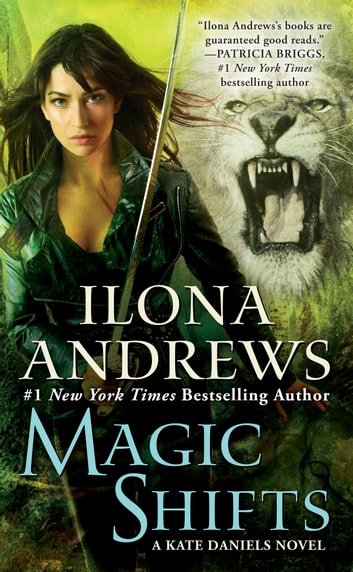 Magic Shifts ebook by Ilona Andrews