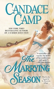 The Marrying Season ebook by Candace Camp