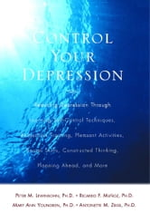 Control Your Depression, Rev'd Ed ebook by Peter Lewinsohn